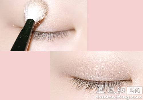 教你脸蛋变美6步骤搞定大眼魅惑妆容