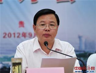 广西贵港市委常委、常务副市长黄志光接受调查