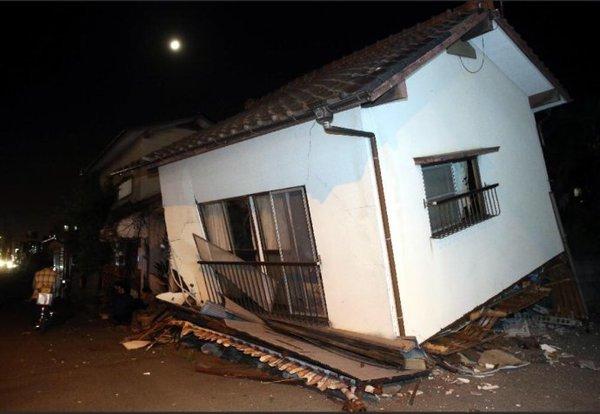 徐静波:日本熊本县7级地震有点蹊跷(图) ? - 和蔼一郎 - 和蔼一郎