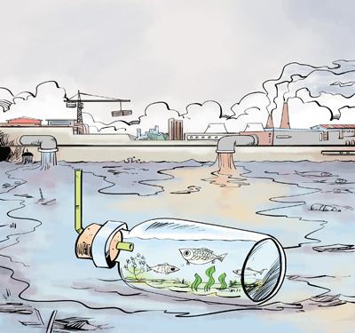 推进长江经济带发展,迫切呼唤全流域防治.这正是