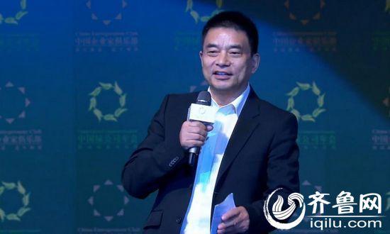新希望集团董事长刘永好