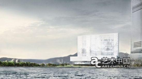 香港m 博物馆设计公布 主建筑设在西九龙