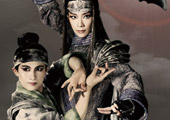 日本现代音乐舞台剧《木兰》