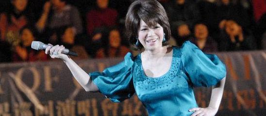 蔡琴北京演唱会在即 往日演唱会盘点