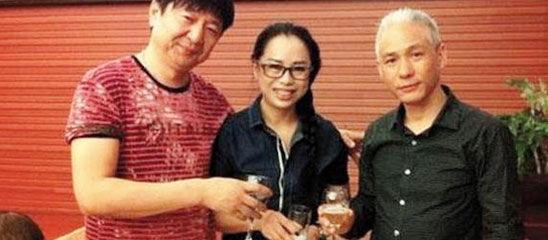 45岁黄绮珊今年三婚 明年打算生娃