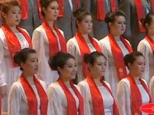 《红色娘子军-快乐的女战士》