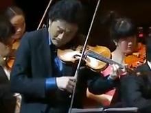 吕思清演奏勃拉姆斯小提琴作品