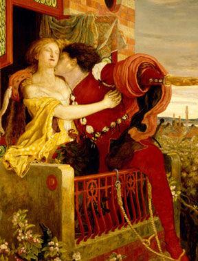 英国TNT剧院演绎永恒爱情经典《罗密欧与朱丽叶》