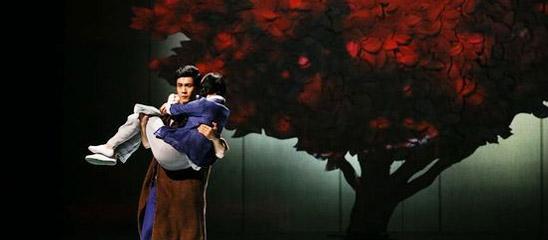 田沁鑫话剧作品《山楂树之恋》首演国家大剧院