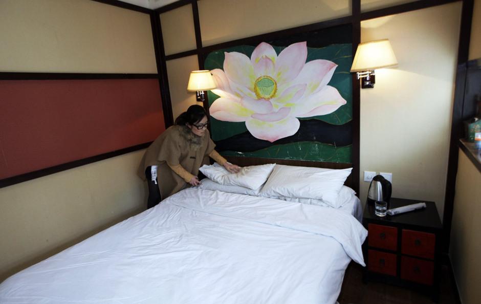 酒店试睡员——最令人羡慕的工作 - haozjq - 我的博客