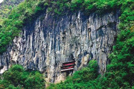 三十里官渡峡 诗里飘出的水寨仙洞
