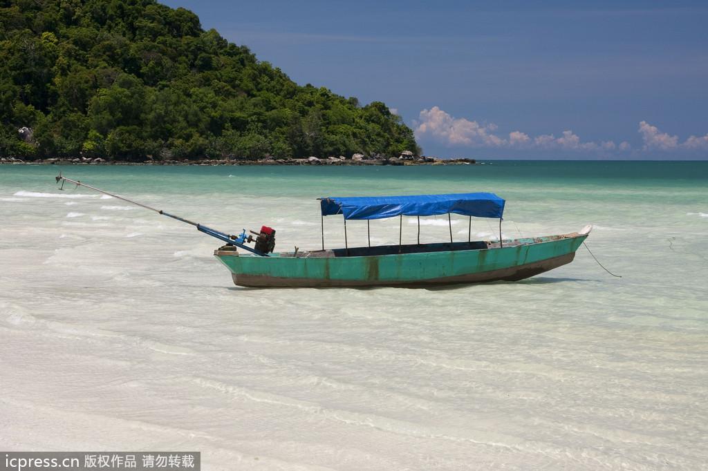 越南富国岛:最原始的海滨快乐