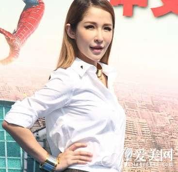 """杨颖素颜遭调侃""""猪扒妹"""" 李小璐变""""脸瘫"""""""