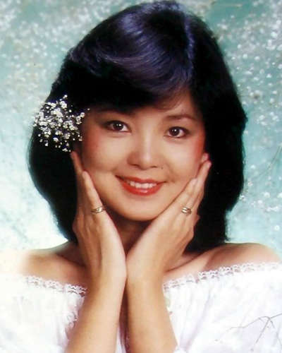 … teresa teng (born january 29, 1953 – may 8, 1995)图片