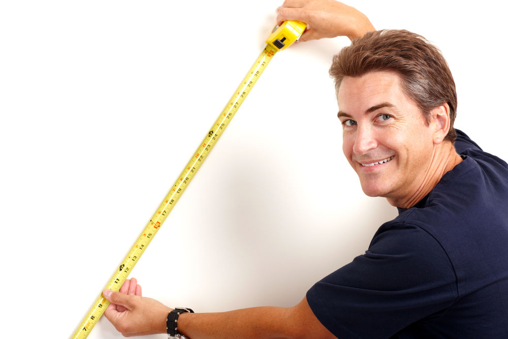 男性阴茎平均长度是多少? 科技频道