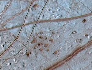 研究发现木卫二多冰海洋或支持生命存在 - 雪山 - .