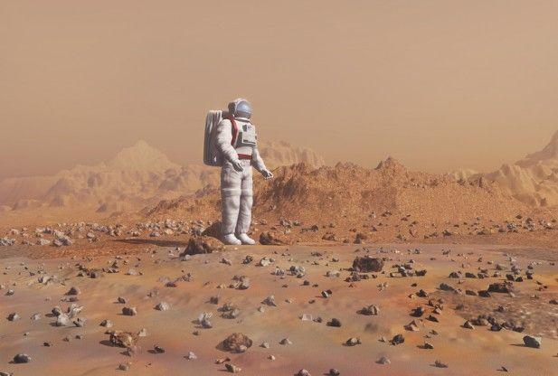 """存在 病毒 火星 休眠/火星或存在""""休眠病毒""""..."""