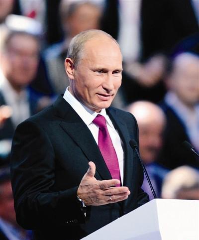 普京:不允许二战历史被歪曲 苏军功绩不能被抹杀