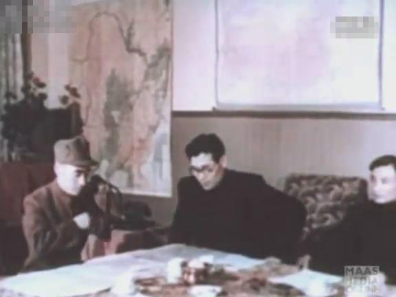 苏联记者镜头下的四野入关:军列上满是日式坦克