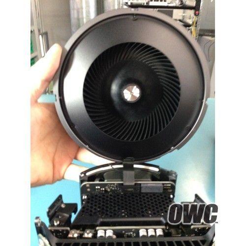 气冷监控摄像头内部结构图