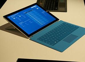 Surface Pro 3体验:屏幕棒处理器提升小
