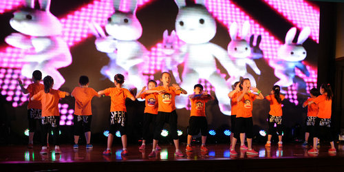 东方圣克拉首届六一儿童节文艺汇演完美落幕