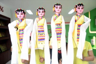扬州的木偶演出又以农村为主