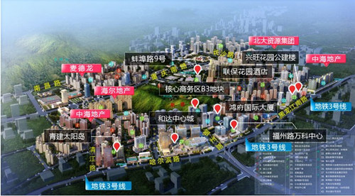 青岛2015老城区改造