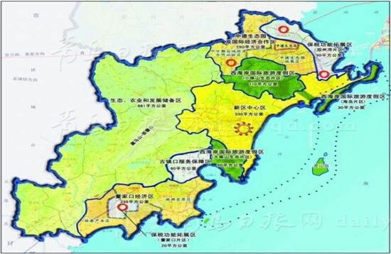 青岛中韩自贸区展望图片