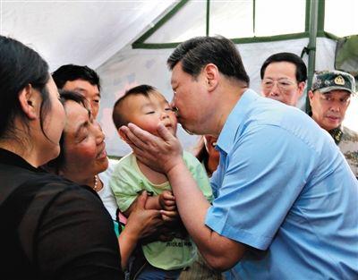 习近平:铁腕反腐为改革铺路