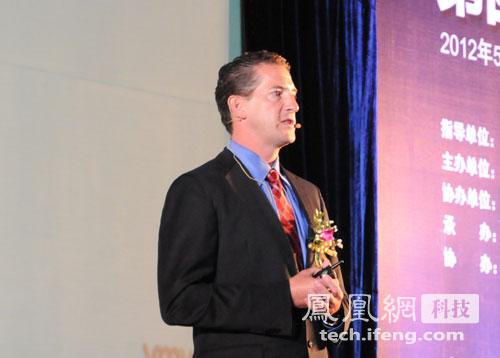 VMware全球首席技术官兼研发副总裁Steve Herrod