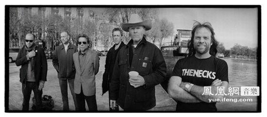 美国传奇摇滚乐团Swans明年二月来华