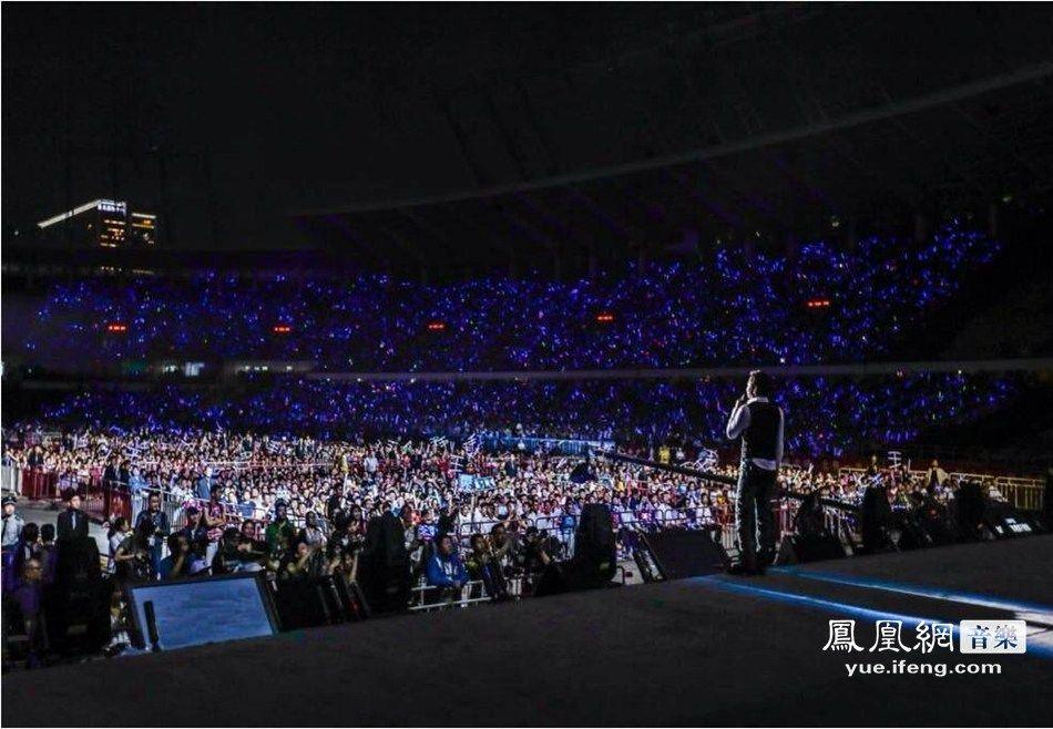 """2015年1月24日即将登陆深圳湾春茧体育馆的""""王者2世界巡回演唱会"""