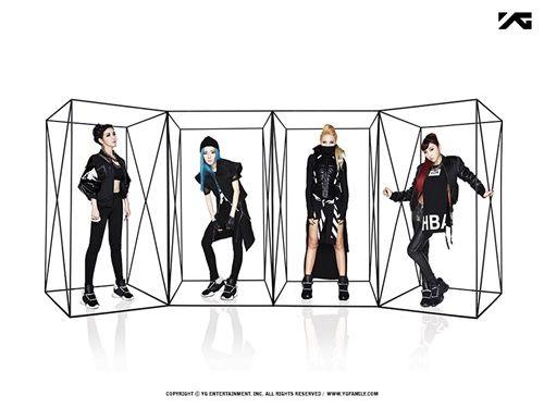 "2NE1《CRUSH》成入选Rolling Stone""最佳Pop专辑20"""