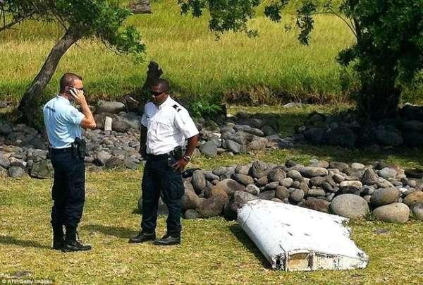 马航mh370客机被击落 震惊马航mh370被发现 - 点击图片进入下一页