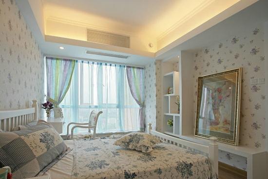 韩式风格装修客厅