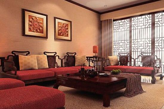 家居装修 > 正文   传统中式风格装饰中案的装修又