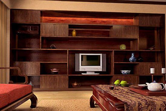 传统中式家居风格设计
