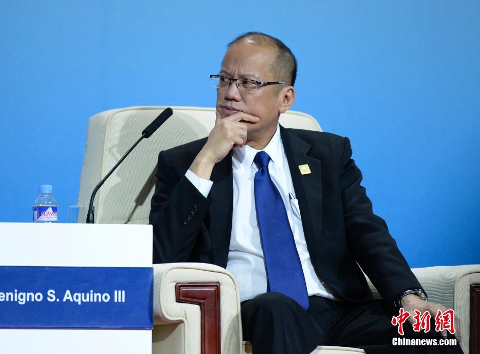 11月9日,2014年APEC工商领导人峰会在北京国家会议中心举行,在图片