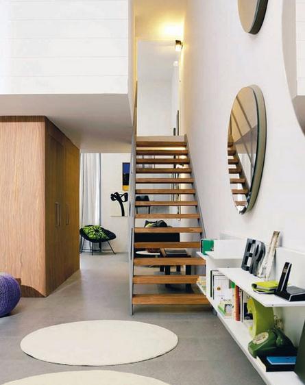 30平米小房子隔层装修