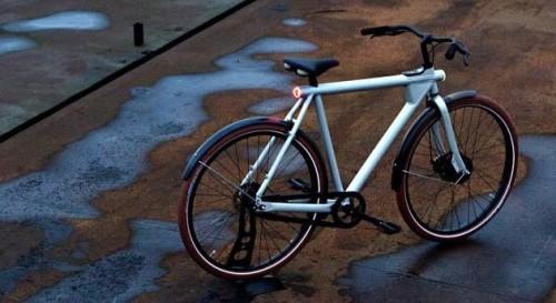 智能电动自行车:3小时速冲和支持防盗追踪