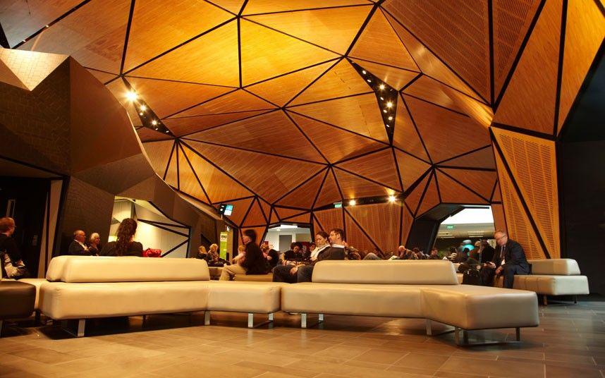 全球最另类时髦的飞机场 迷人外观令人赞叹 - 雷石梦 - 雷石梦(观新闻)