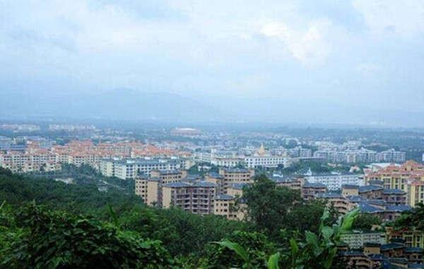 万宁市兴隆镇图片