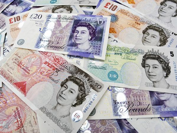 英格兰纸币及其背后的故事