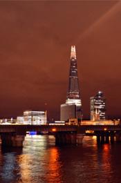 伦敦街景: