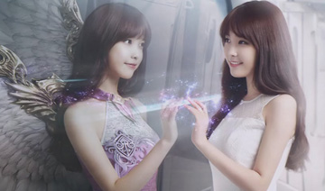 韩国女星在游戏中开演唱会 两万人观看
