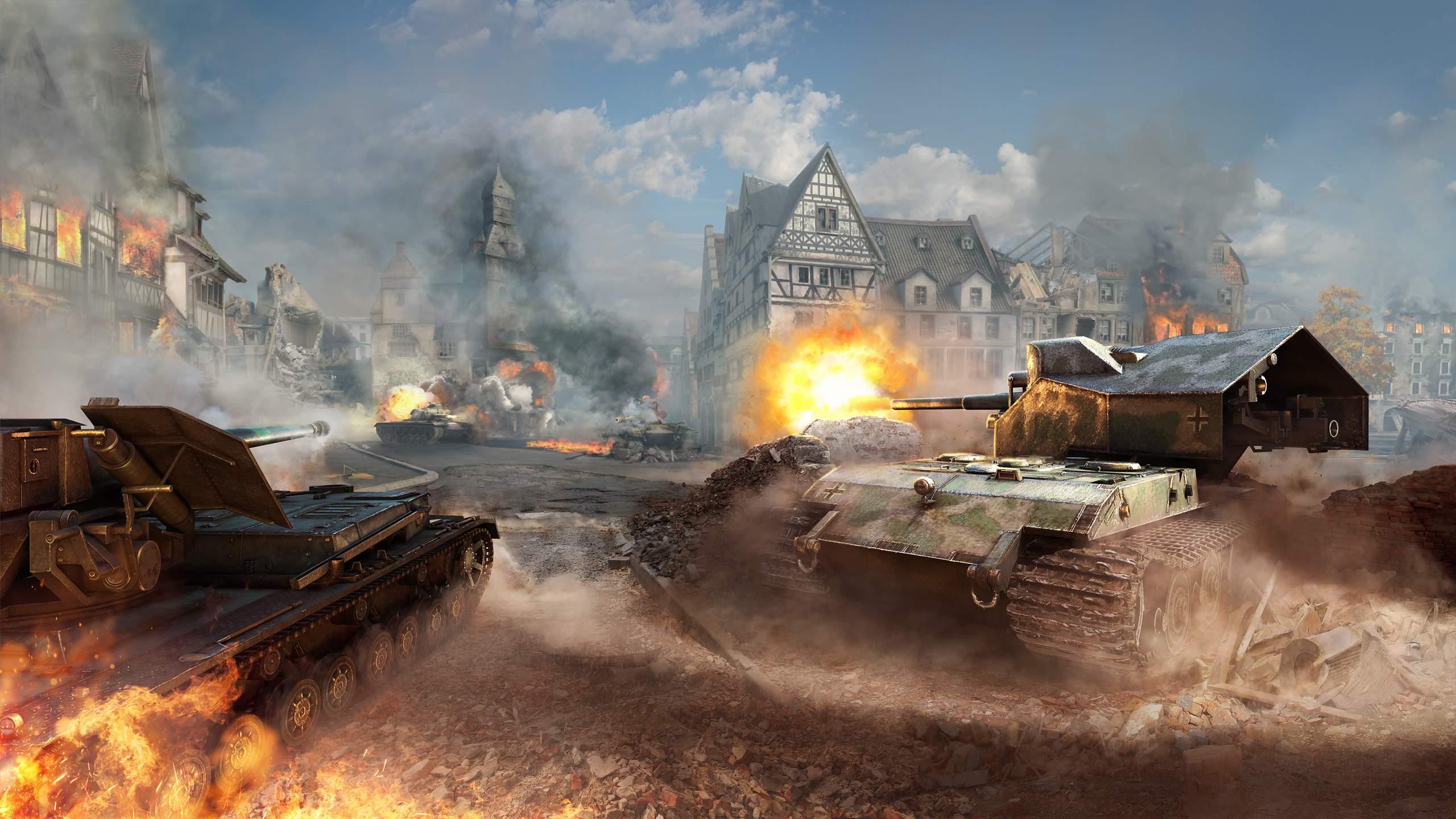 《坦克世界》8.9版本即将登场