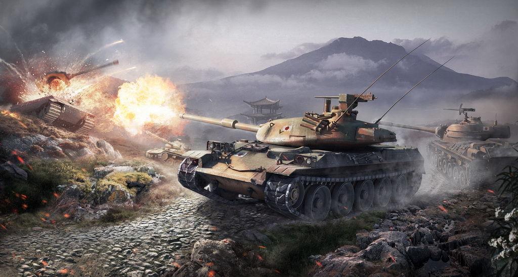 《坦克世界》810更新上线