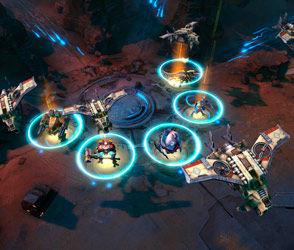 MOBA+实时战略玩法新游《超新星》