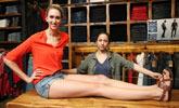 1.24米长的女人腿你说厉害不厉害